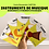 Thumbnail: Carte Bougeotte Carton INSTRUMENTS DE MUSIQUE