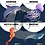Thumbnail: Carte Bougeotte ANIMAUX MARINS