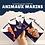 Thumbnail: Carte Bougeotte Carton ANIMAUX MARINS