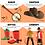 Thumbnail: Carte Bougeotte COWBOY