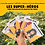 Thumbnail: Carte Bougeotte Carton x Sabrina, Frivole maquilleuse SUPER-HÉROS