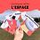 Thumbnail: Carte Bougeotte Carton L'ESPACE