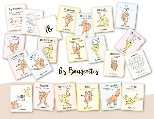 Publication - Cartes des gymnastiques (1