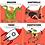 Thumbnail: Carte Bougeotte x ORpair LE DRAGON