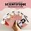 Thumbnail: Carte Bougeotte Carton SCIENTIFIQUE