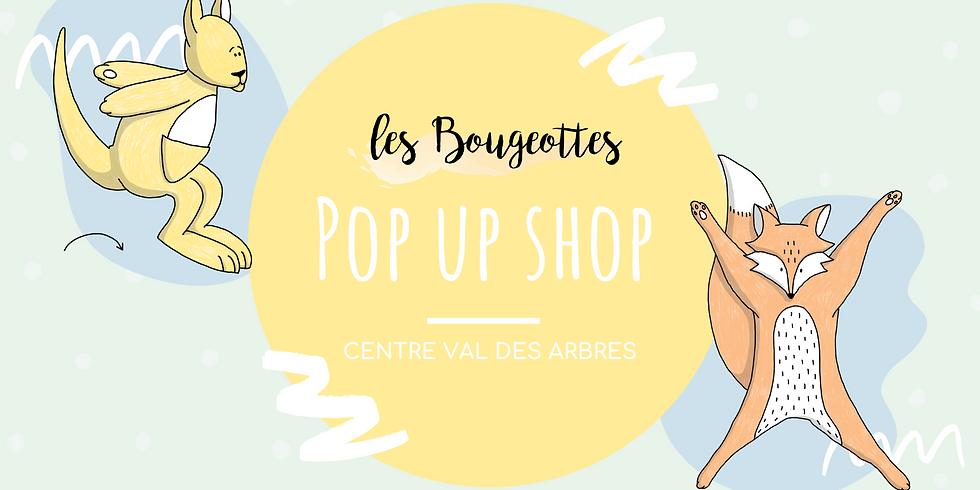 POP UP SHOP | Laval