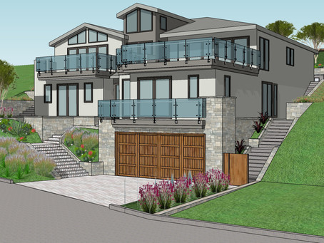 CONTEMPORARY REMODEL