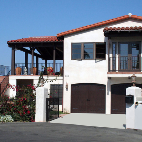 HOPKINS RESIDENCE, LAGUNA BEACH, CA