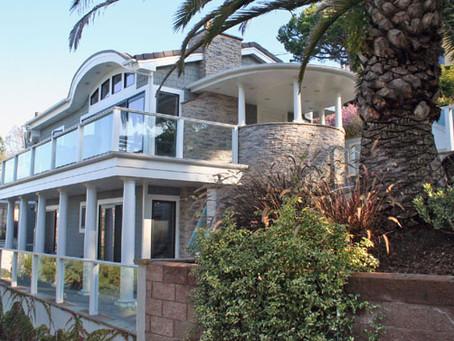 LOMBARDI-MORRISON RESIDENCE, LAGUNA BEACH, CA