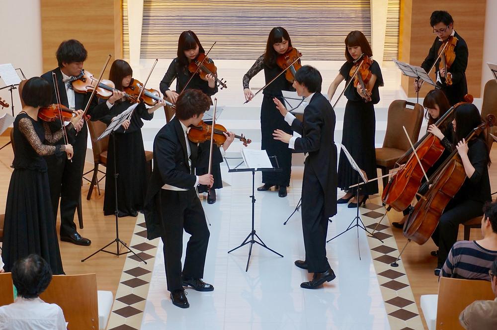 コンチェルト室内管弦楽団