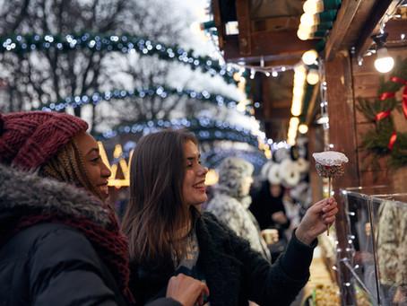 Get Those Retail Sleigh Bells Jingling - Christmas Season Is Here!