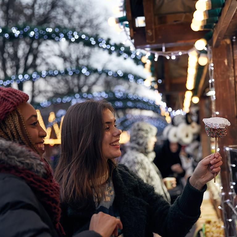 Pre-Christmas HealthyHER Social @ Christmas Market