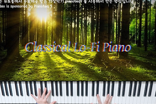 Classical Lo-Fi Piano