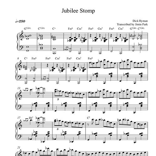 Jubilee Stomp