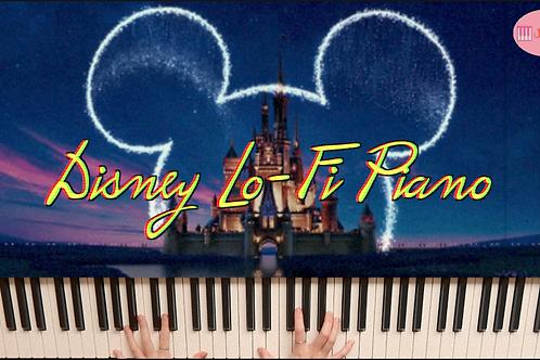 Disney Lo-Fi Piano
