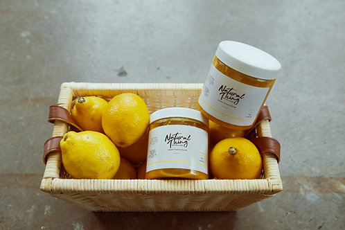 Lemon Turmeric Body Polish