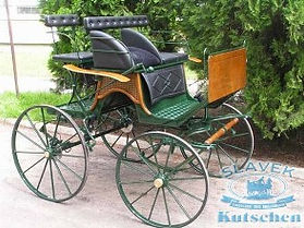 Pony Dressage Carriage P3