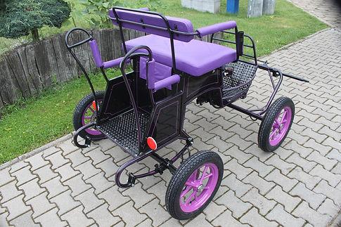 Purple mini Shetland carriage.jpg