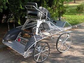 Single Pony Carriage MSP1