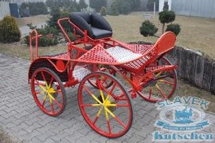 Single Pony Carriage MSP5