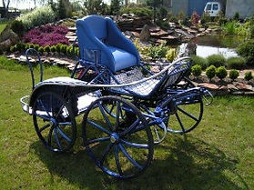 MSH3 marathon single pony carriage