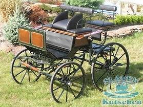 Pony Dressage Carriage P4