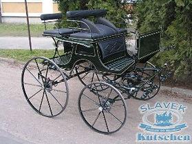Pony Dressage Carriage P2