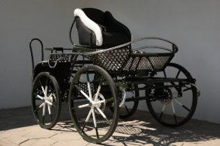MSH1 marathon single pony carriage