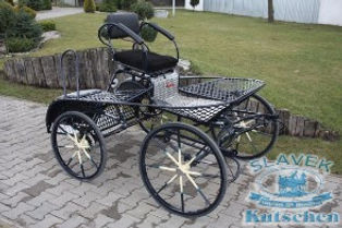 MSP3 Marathon single pony carriage