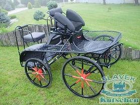 Single Pony Carriage MSP2