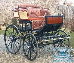 Horse Dressage Carriage H2