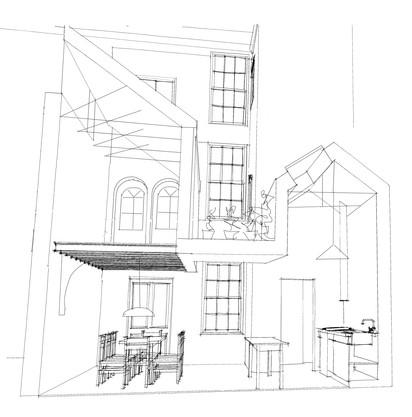 53 Bellevue Road Concept rev B - Picture