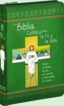 Biblia cremallera