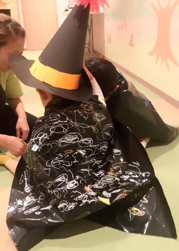 施設でもHappy Halloween!