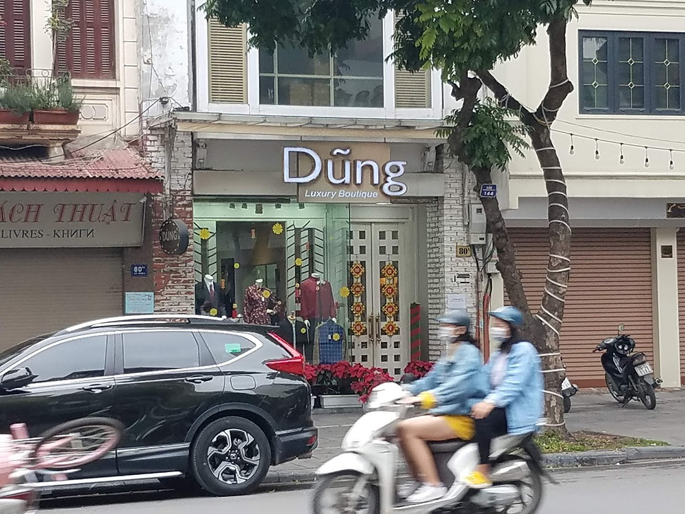 Dung, Luxury Boutique