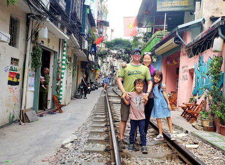 11 THINGS TO DO IN HANOI with KIDS