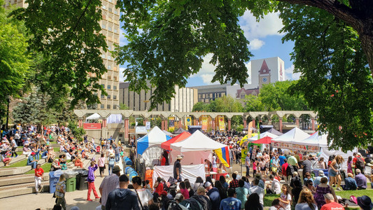 Calgary latin festival