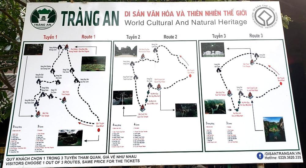 Trang An Boat Tour options, Ninh Binh