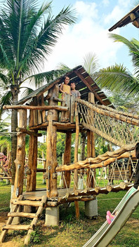 Playgrounds at Hanoi Ecopark township
