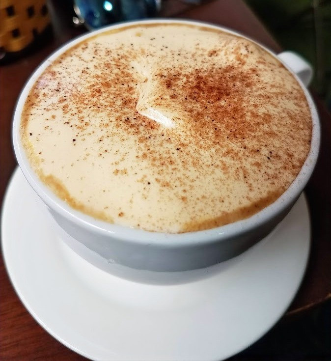Egg Coffee from Vietnam