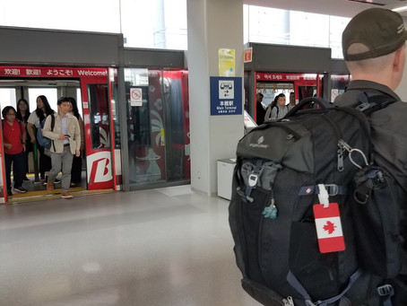 The BEST Carry-On Travel Backpack: Eagle Creek Global Companion 40L Review