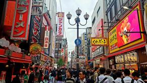 OSAKA, JAPAN, in 3 DAYS with kids
