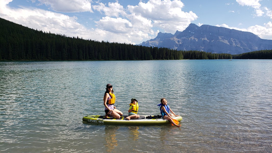 Two Jack Lake, near Banff, Alberta