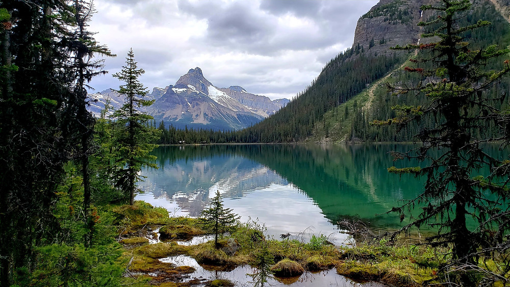 Hidden gem of the Canadian Rockies, Yoho National Park, B.C.