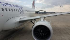 Jet-lagged and Bushy-tailed - Flight to BUSAN, SOUTH KOREA.