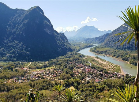 MUANG NGOI - The BEST PLACE to visit in LAOS