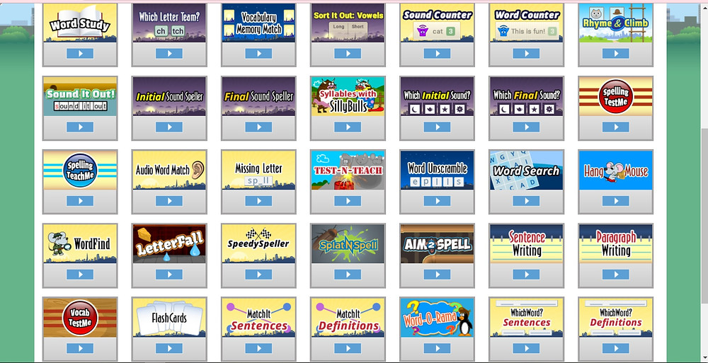 spelling city online program for kids, review