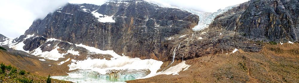 Edith Cavell Glacier, Alberta