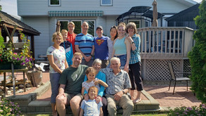 Family time in EDMONTON and CALGARY