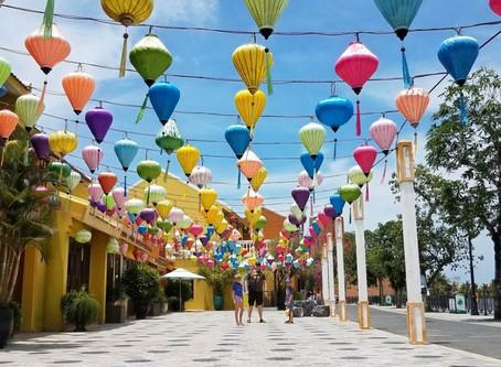 Post-Lockdown Fun: Vinpearl Land, Nam Hoi An with Kids (video)